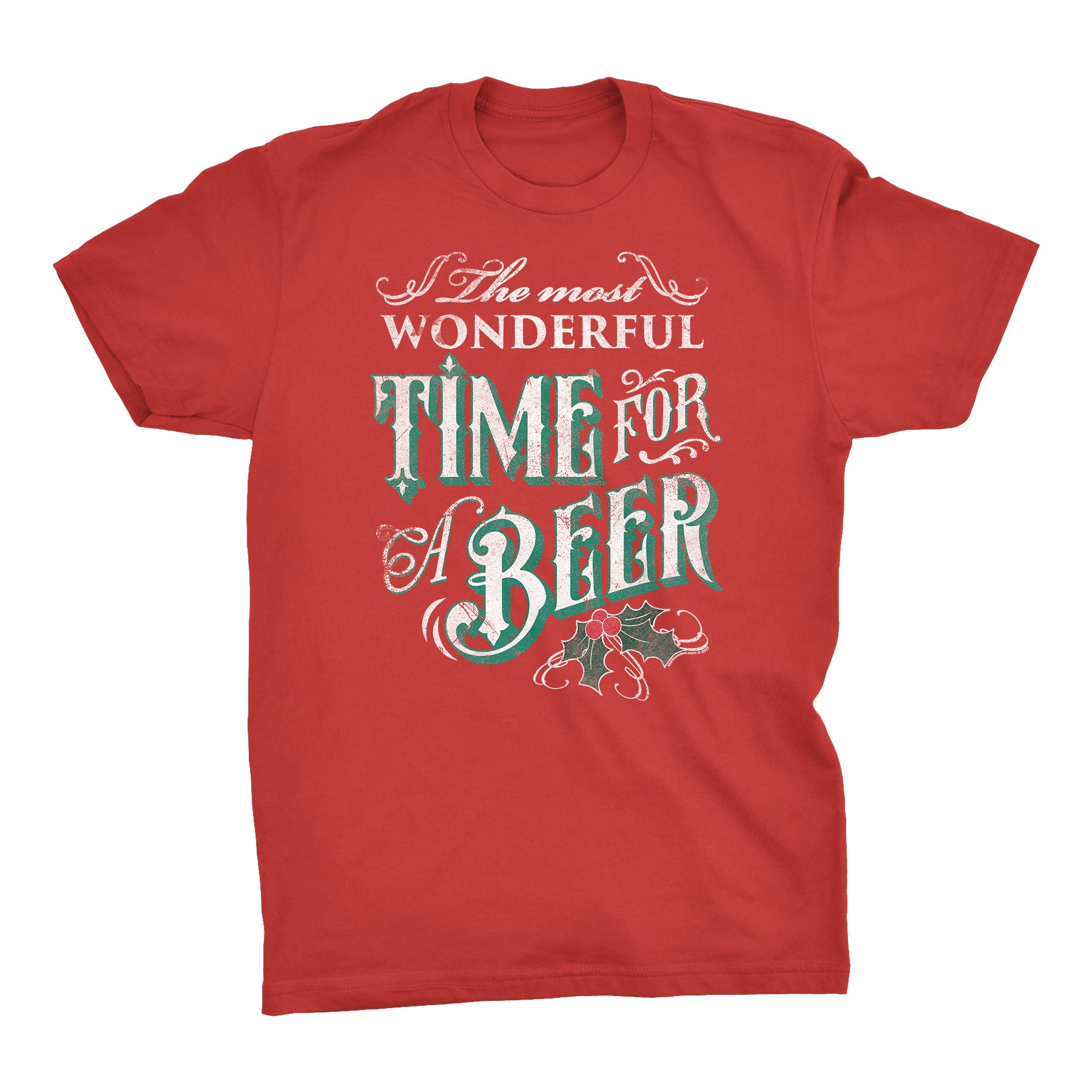 Wonderful Time - Christmas T-shirt