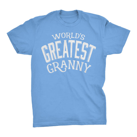 World's Greatest GRANNY - 001 Mother's Day Grandmother T-shirt