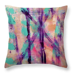 Flash Dance - Throw Pillow