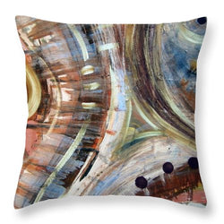 Caramel Machiatto - Throw Pillow