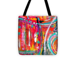 Cool Flow - Tote Bag