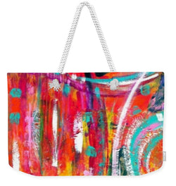 Cool Flow - Weekender Tote Bag
