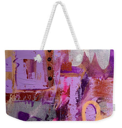 Purple Rain - Weekender Tote Bag