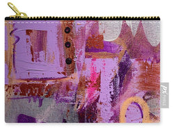 Purple Rain - Carry-All Pouch