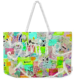 Give A Kid A Smile - Weekender Tote Bag