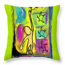 Imagination - Throw Pillow