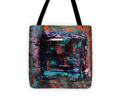 Indigo Windows  - Tote Bag