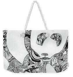 Jahs Happy Panda - Weekender Tote Bag