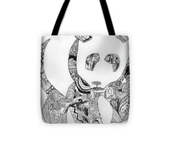 Jahs Happy Panda - Tote Bag