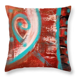Little Spirit - Throw Pillow