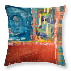 Mermaid Dreams - Throw Pillow