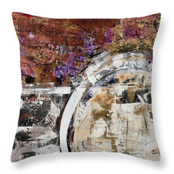 Passion Moon - Throw Pillow