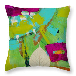 Planting Seeds - Throw Pillow