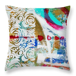The Matriarch - Throw Pillow