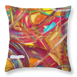 Transformations - Throw Pillow