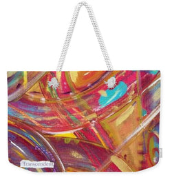 Transformations - Weekender Tote Bag