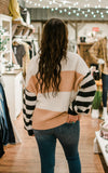 Cheshire Striped Sweater