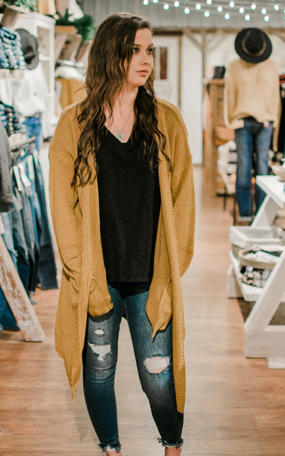 Cool Breeze Cardigan