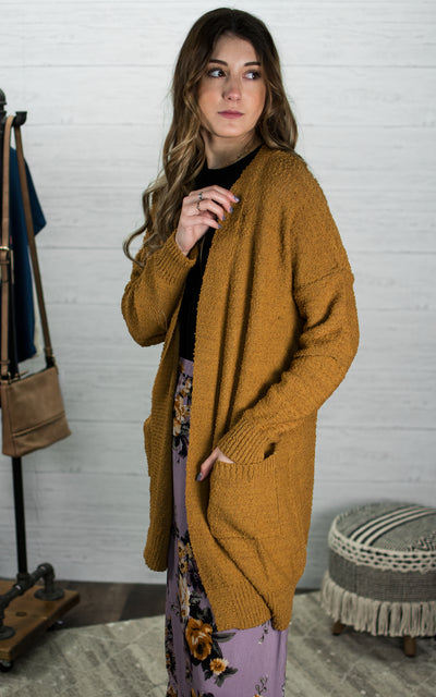 Everyday Cozy Cardigan