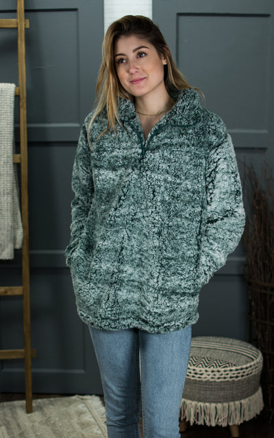 Everyday Sherpa Pullover