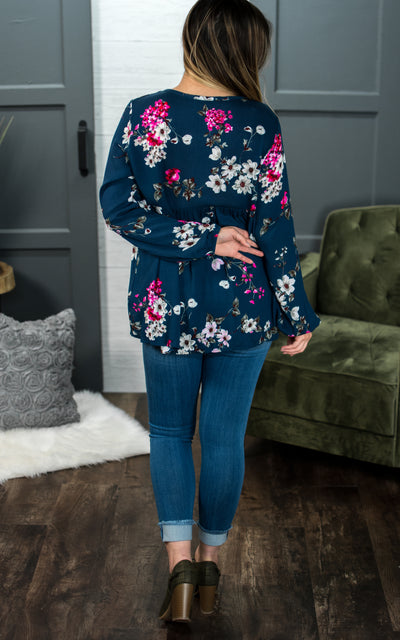 Floral Dream Blouse