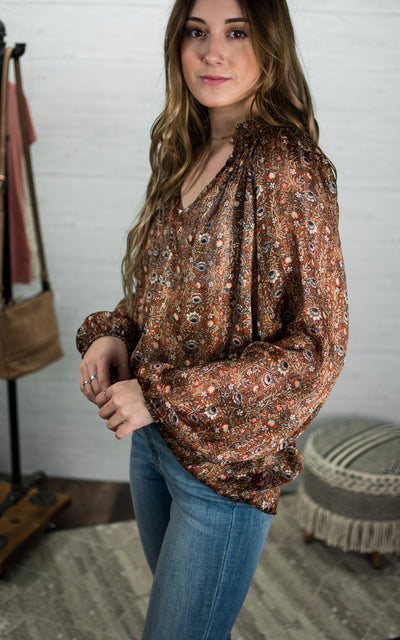 Free Spirit Blouse