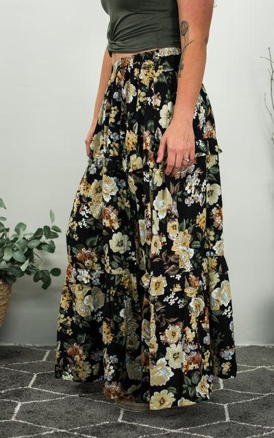 Golden Hour Maxi Skirt