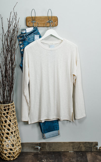 Layover Long Sleeve Top