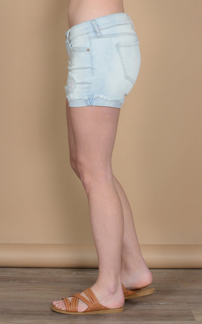 So Fun Denim Short