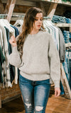 Reale Round Neck Sweater