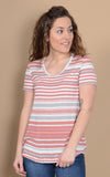 Retro Ribbed Tee