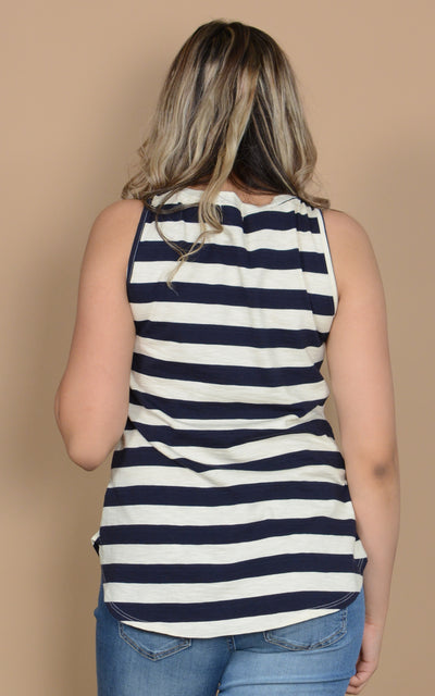 Sandy Sailor Tank Top