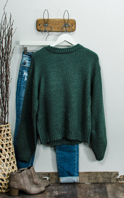 Stormy Nights Sweater
