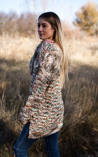Sun Grain Sweater