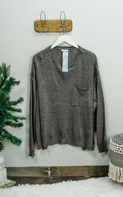 Sway Pocket Sweater