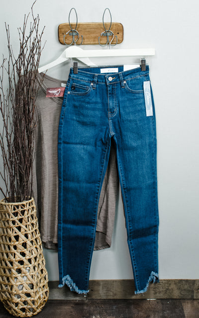 Thrift Vintage Kan Can Jeans