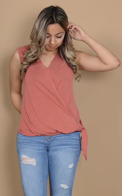Wash Up Modal Tank Top