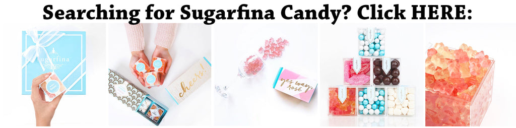Sugarfina Candy available at The Red Toad Boutique