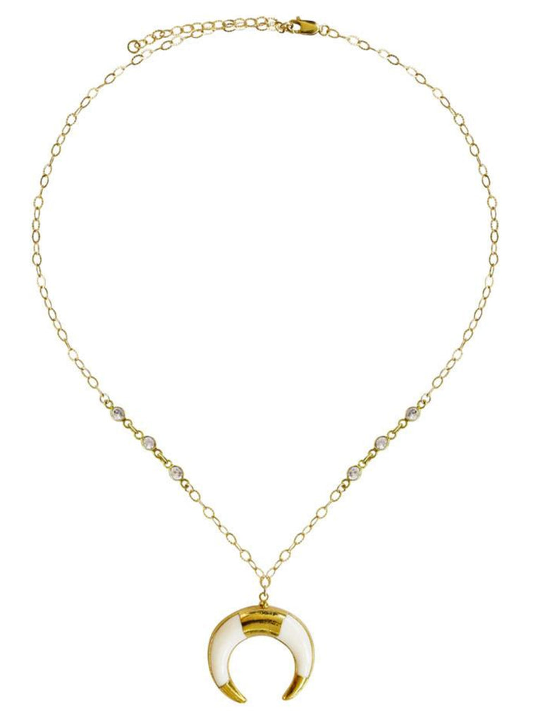 Charme Silkiner Raine Necklace - The Red Toad Boutique