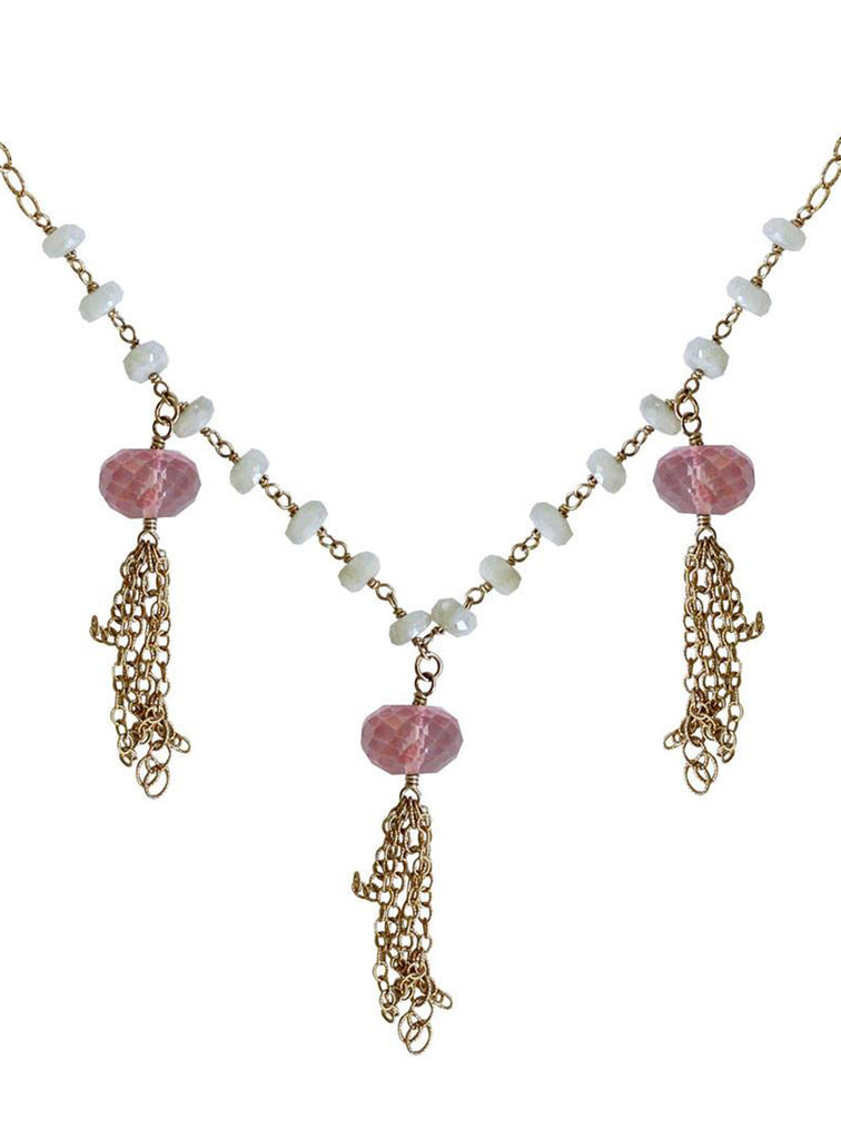 Charme Silkiner Amaya Necklace - The Red Toad Boutique