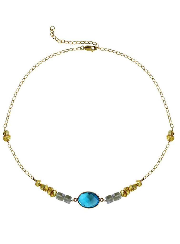 Charme Silkiner Marisol Choker - The Red Toad Boutique