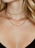 Charme Silkiner Pebbles Necklace 15