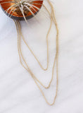 Charme Silkiner Pebbles Necklace 17