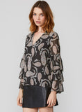 Bailey 44 Top Billing Blouse - The Red Toad Boutique