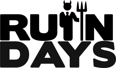 15% Off With Ruin days Promotion Code