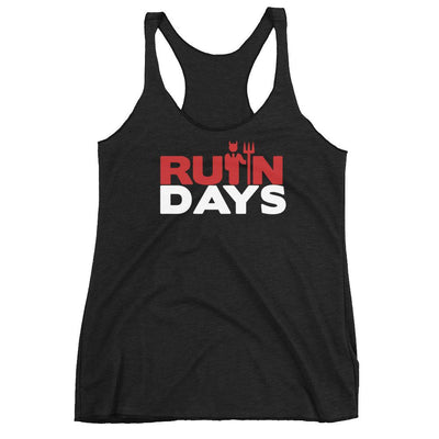 Ruin Days Women's Racerback Tank