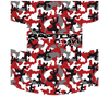 Urban Camo Kit Red
