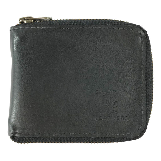 Fruit & Vegetable Leathers Bifold Zip Around Wallet