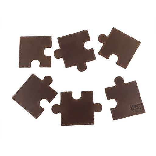 Puzzle Coasters (6-Pack)