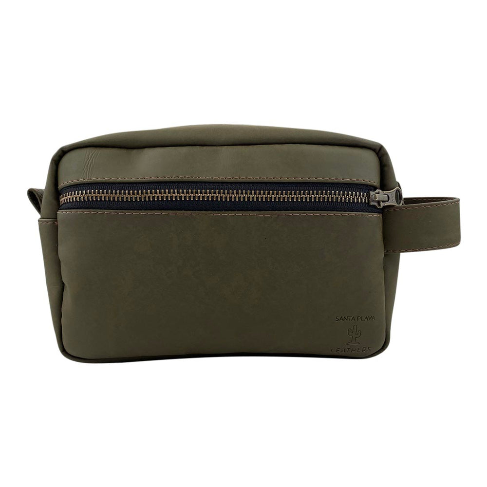 Fruit & Vegetable Leathers Toiletry Bag